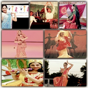 Indian Folk Dances, Bollywood and Bharatnatyam