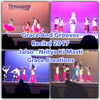 Recital 2017, Nritya Ki Masti Celebrations in Life