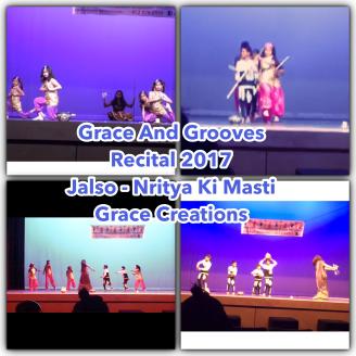 Festivals, Celebrations, Jalso Recital 2017, Nritya Ki Masti