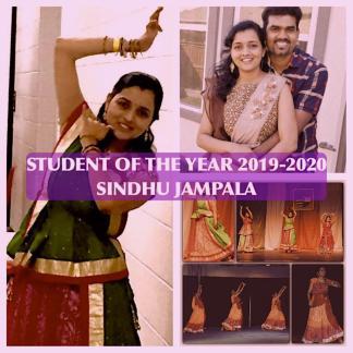 SindhuStudentoftheYear2019-2020