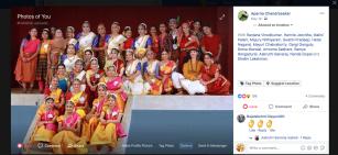 Masters In Bharatnatyam