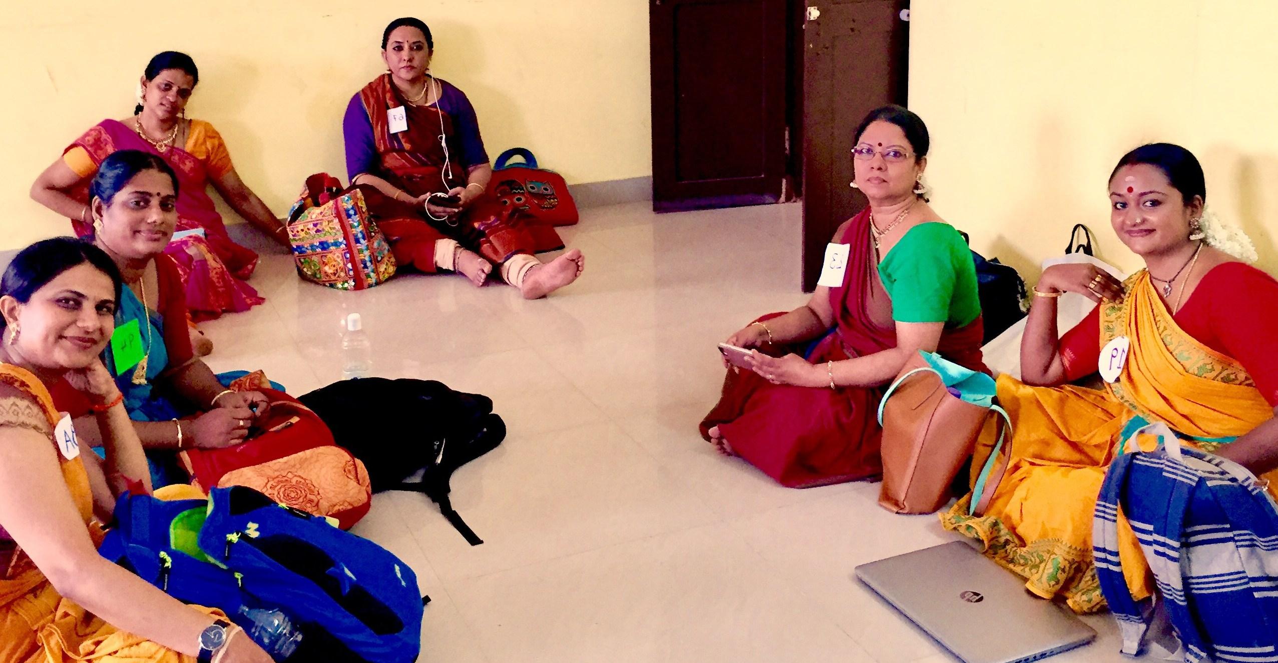 Bharatnatyam, Bharatanatyam