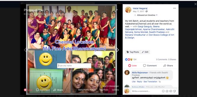 Masters of Bharatnatyam